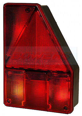 AU50.50 • Buy Aspock Earpoint 1 Rear Combination Tail Light Lamp For Ifor Williams Trailer