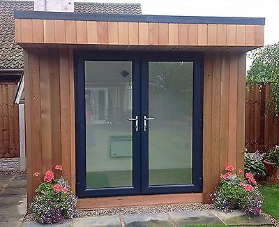 £691.80 • Buy Grey French Doors / Patio / UK Manufactured / Fast Delivery(#104)