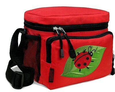 Cute LADYBUG Lunch BAG Lunchbox Coolers Bag Insulated Bags Lunchboxes BEST TOTES • 15.60£