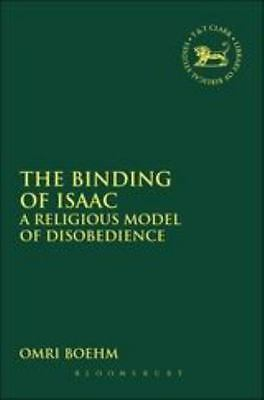 AU300.72 • Buy The Binding Of Isaac: A Religious Model Of Disobedience (library Hebrew Bible...
