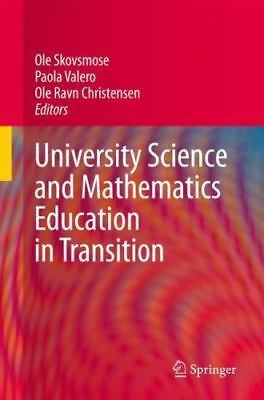 £136.65 • Buy University Science And Mathematics Education In Transition