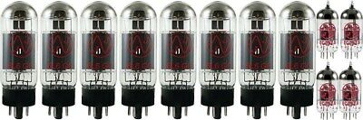 $ CDN339.31 • Buy Peavey Classic 120/120 Tube Upgrade Kit JJ - APEX Matched Set Compliment