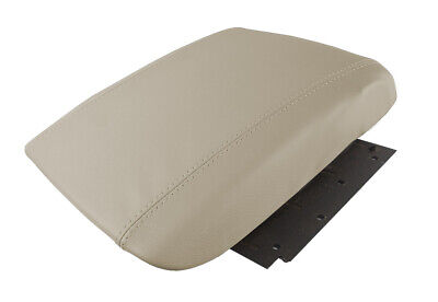 $29.99 • Buy Fits 02-06 Cadillac Escalade Faux Leather Armrest  Console Cover Beige