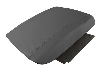 $29.99 • Buy Fits 02-06 Cadillac Escalade Synthetic Leather Armrest Console Cover Dark Gray
