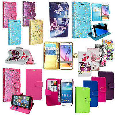 For Alcatel One Touch Pixi 4 (5.0) Smart Mobile Phone Wallet Leather Case Cover • 2.99£