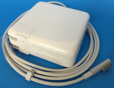 $26.95 • Buy MacBook Pro 85W L-Tip MagSafe Power Adapter Charger Apple A1343 85 Watt MS1