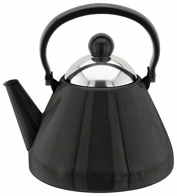 Stove Top Kettle Black 1.9 Litre Quality By Judge • 37.43£