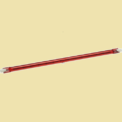 2 X 1300W 254mm R7S Halogen Quartz Ruby Red Infra-Red Heater Tube, Heat Lamp • 25.55£