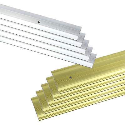 Carpet Flooring Door Threshold Bar Doorway Edge Trim Cover Strips 5 Pack • 20.95£