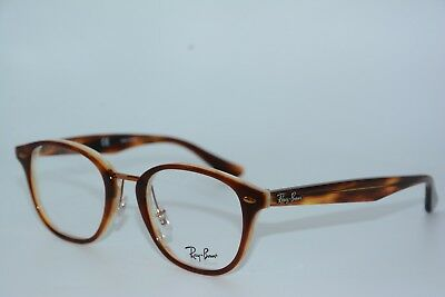 811b0a0d12 New Ray-ban Rb 5355 5677 Havana Authentic Eyeglasses Rx Frames Rb5355 48-21