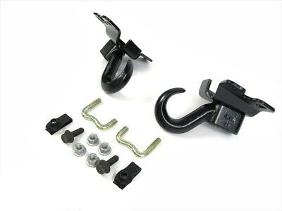 $129.08 • Buy 2002-2007 Jeep Liberty FRONT Tow Towing Hooks Kit Set MOPAR GENUINE OE BRAND NEW
