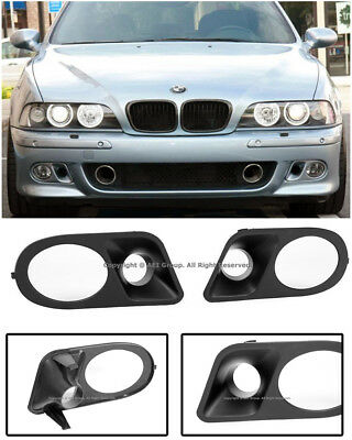 $ CDN61.17 • Buy Ham Style Direct Bolt-On Fog Light Covers Air Ducts Pair For 97-03 BMW E39 M5
