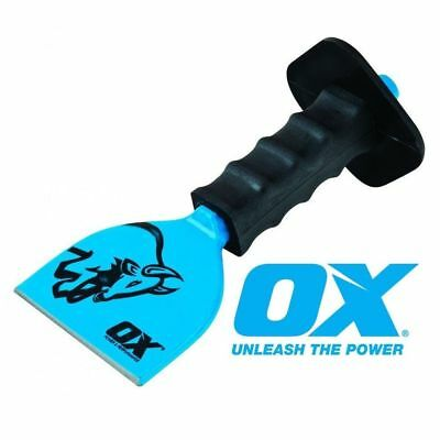 £7.80 • Buy OX Bolster Chisel Rubber Guard For Brick Masonry Various Sizes 2 1/4  | 3  | 4