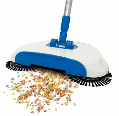 View Details Insta Sweep - The Amazing 3 Way Cordless And Hard Surface Spin Sweeper, NEW! • 18.42$ CDN