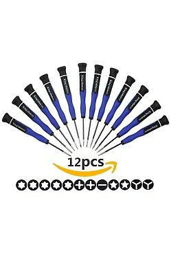 MacBook Pro Air Retina 1.2 Pentalobe Screwdriver Set P2 P5 Triwing Torx T4 T5 T6 • 13.13£