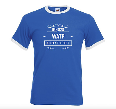 Personalised Football Fashion T-shirts Choose Your Own 3 Lines Of Text -uk Teams • 20£