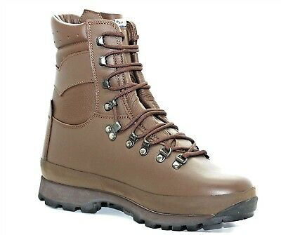 £45 • Buy British Army Issue Alt-berg Boots - Brown - All Sizes - Genuine - Grade 1 Used