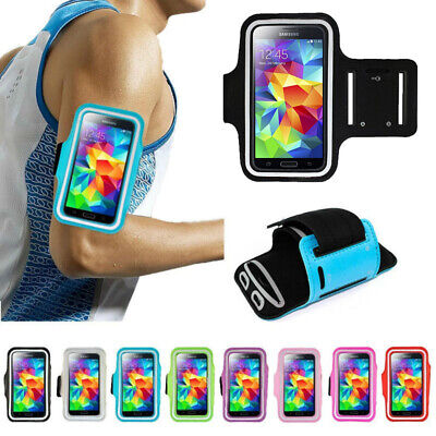 Gym Running Jogging Arm Band Case Holder Strap For Samsung Galaxy S9 S10 S20 • 5.99£