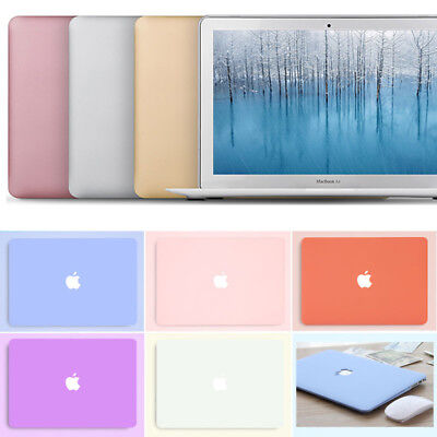 $15.72 • Buy Matte Hard Case Cover Shell For Macbook Air Pro 11 13 15 And Pro Touch Bar