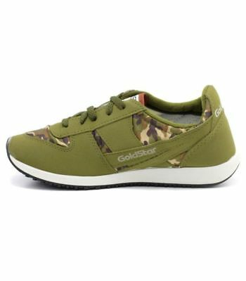 £12.99 • Buy Goldstar Men's Trainers Camouflage Sports Running Gym Hiking Casual  Shoes