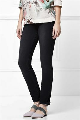 £13.99 • Buy NEXT Black Relaxed Skinny Jeans 6/8/10/12/14/16/18/20 RRP £35