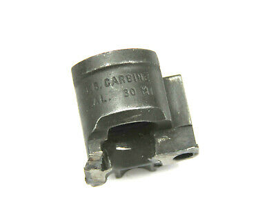 $9.95 • Buy One WWII USGI M1 Carbine Threaded Front Barrel Extension Chunk Stub Nose Piece
