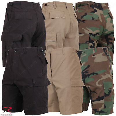 $27.99 • Buy Men's Military Style Rothco Rip-Stop BDU Tactical Cargo Shorts