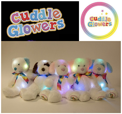 Baby Puppy Or Bear Cuddle Glower In Choice Of Colour • 12£