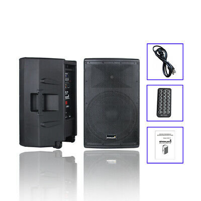 $2999.99 • Buy STARAUDIO 15  4000W DJ Powered Active PA Speaker System Audio Bluetooth Speaker