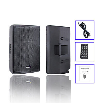$2999.99 • Buy STARAUDIO 15  4000W DJ Powered PA Active Speaker System DJ PA Bluetooth Speaker