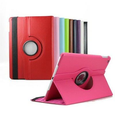 AU15.80 • Buy 360° Rotating Swivel Leather Case Smart Cover Stand IPad Pro 12.9 (1st/2nd Gen)