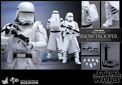 $ CDN264.64 • Buy Hot Toys Star Wars - FIRST ORDER SNOWTROOPER 1/6th Scale Figure MMS321