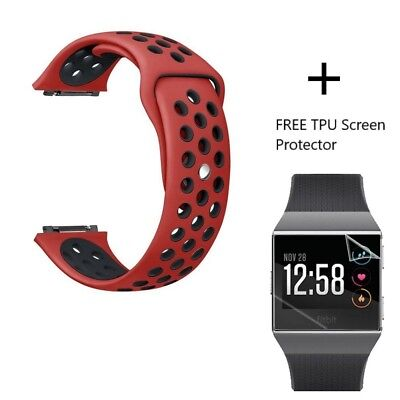$ CDN6.65 • Buy For Fitbit Ionic Band, LATrading Soft Breathable Silicon, Replaceable Durable