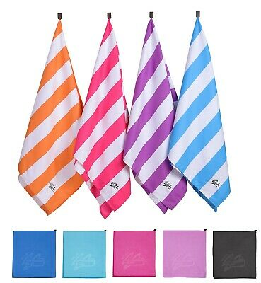 Unisex Towel Travel Large Bath Camping Sports Beach Gym Yoga Quick Dry Towel UK