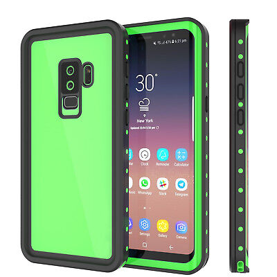 AU21.66 • Buy Armor Cover For Samsung Galaxy S9 Plus Waterproof Case Built-in Screen Protector
