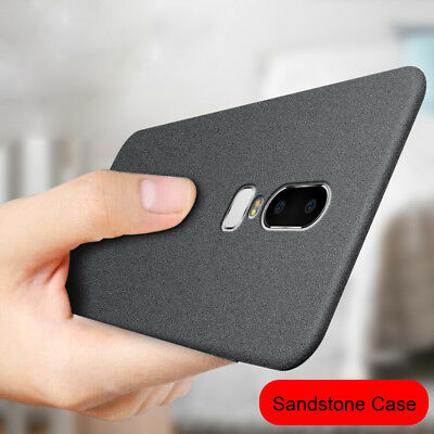 AU4.03 • Buy For OnePlus 3T 5T 6T 7T 8 Pro Shockproof Silicone Soft TPU Sandstone Case Cover