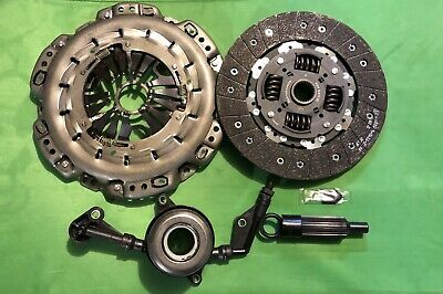 $379.99 • Buy 2005-2007 Mercedes C230 2.5L OEM Clutch,Pressure Plate,Slave Kit 202507601
