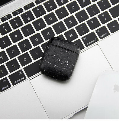 $ CDN16.54 • Buy Airpods Cover Strap Shockproof For Bluetooth Earphone Constellation Leather Case