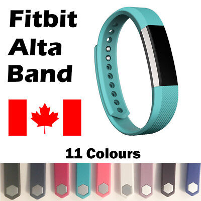 $ CDN5.89 • Buy For Fitbit Alta HR ACE Band Replacement Wrist Silicone Smart Watch Alta Band S-L