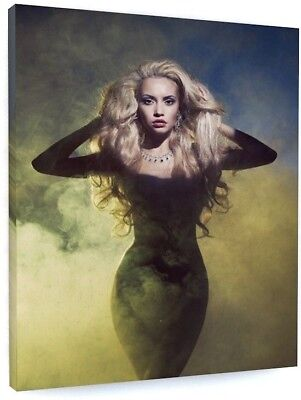 Stunning Sexy Abstract Model Canvas Picture Print #3675 • 72.75£