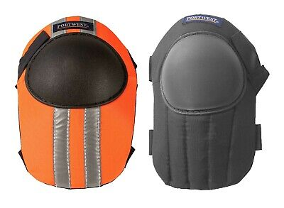 PORTWEST Lightweight Knee Pad Safety Protection Work Wear Foam Hard Shell KP20 • 7.91£