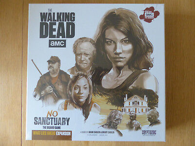 The Walking Dead No Sanctuary Board Game: What Lies Ahead Expansion (Cryptozoic) • 19.99£