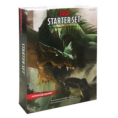 AU30.95 • Buy Dungeons & Dragons Starter Set NEW