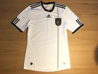 Collectors Adidas Football Jersey 'Fussball-Bund', Bought In Germany, New, Small • 54.45£