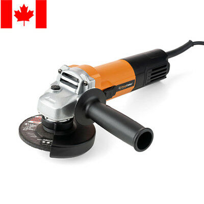 View Details PrimeCables® Angle Grinder 6.5 A Electric Metal Cut Off Tool 12,000 RPM +Handle • 35.99$ CDN