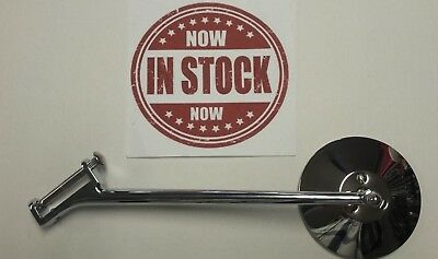 $50 • Buy 1940 Ford Pick-up Pu Truck Hinge Pin Mirror Chrome / Stainless High Quality