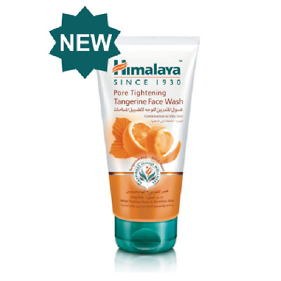 £8.99 • Buy Himalaya Pore Tightening Tangerine Face Wash For Combination To Oily Skin -150ml