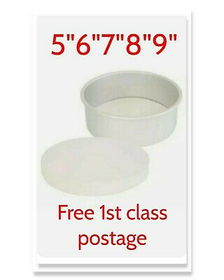 Greaseproof Paper Circles Cake Baking Liners. 5,6,7,8,9,inch. • 2.45£