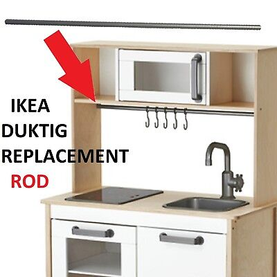 New Genuine Ikea Duktig Rod Replacement Childs Kitchen Play Toy  • 9.99£