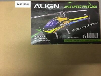 £89.99 • Buy Align Trex Speed Fuselage - Choice Available - RC Heli Spares